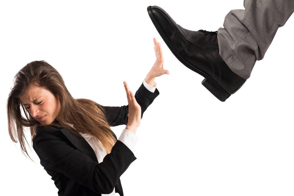 Qué hacer en caso de sufrir acoso laboral
