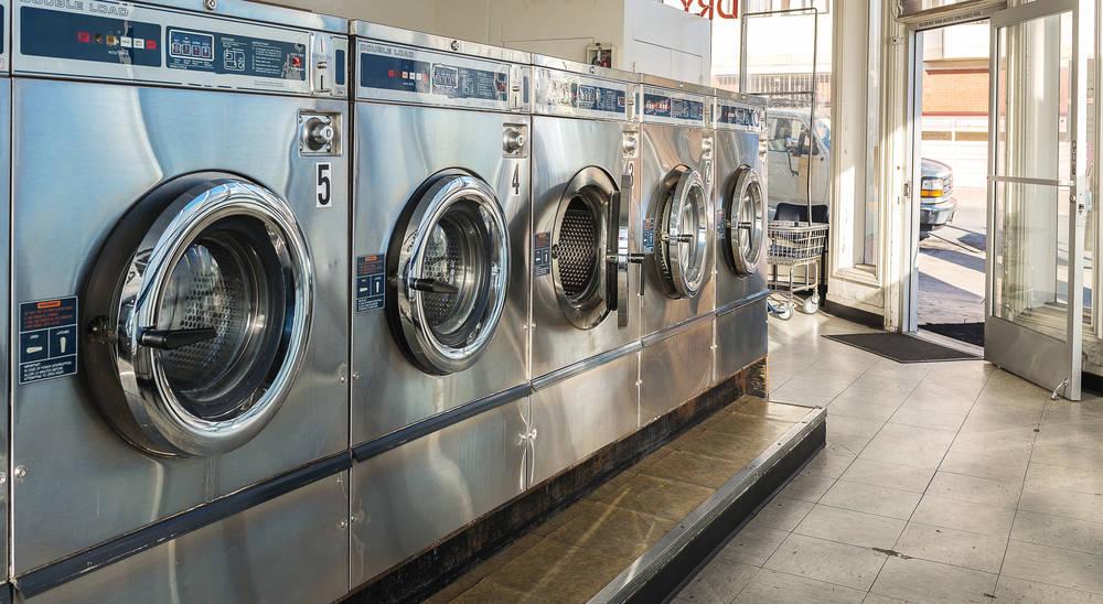 Las lavanderías, una inversión que está muy de moda