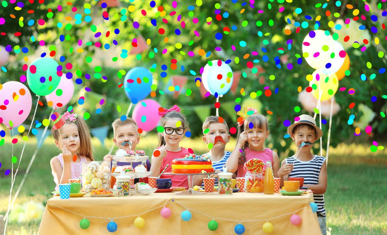 El auge de las fiestas infantiles temáticas