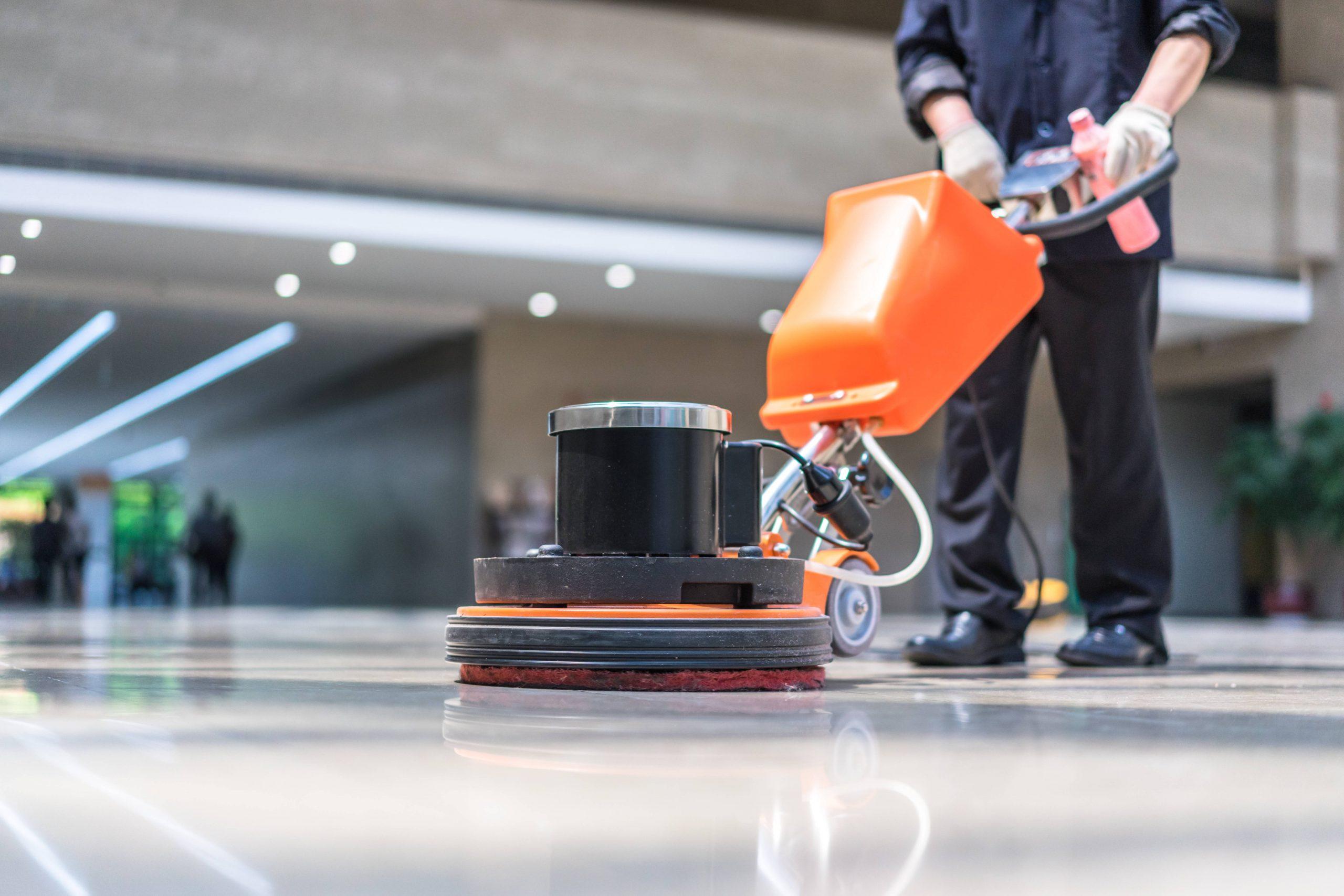 La limpieza, clave para garantizar el éxito de las superficies comerciales